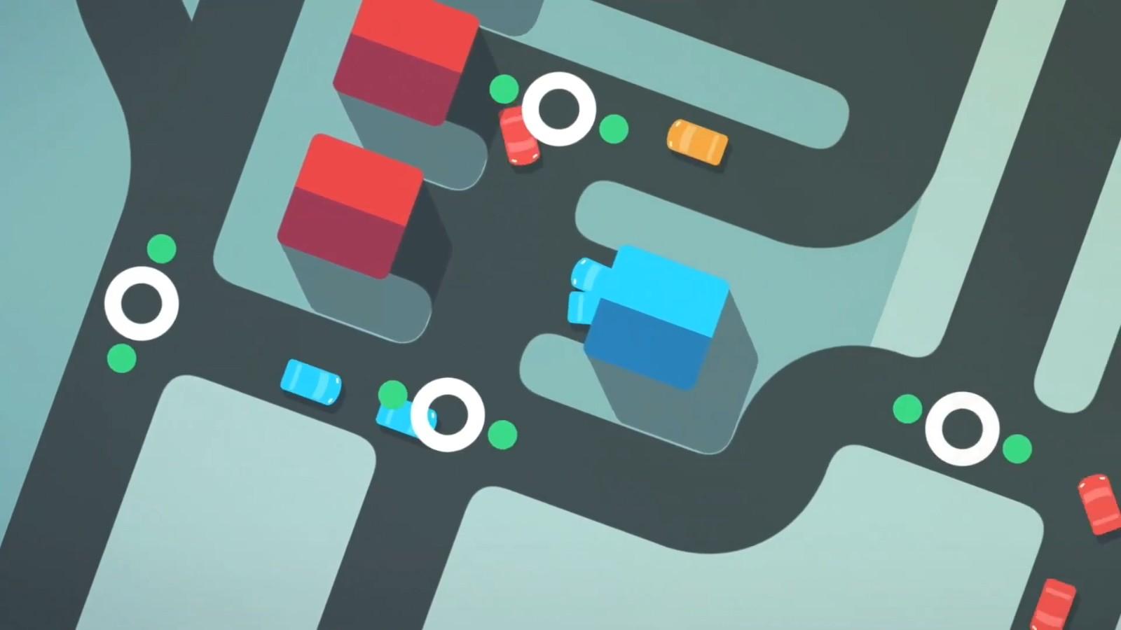 IOS独占策略模拟游戏《迷你高速公路》7月20日登陆Steam