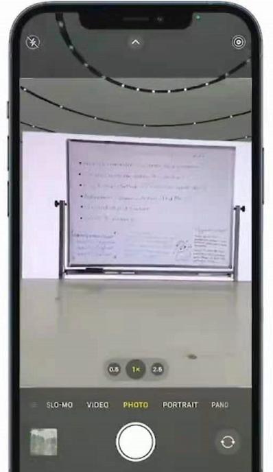 ios15图片转文字怎么用?苹果ios15拍摄提取文字方法分享