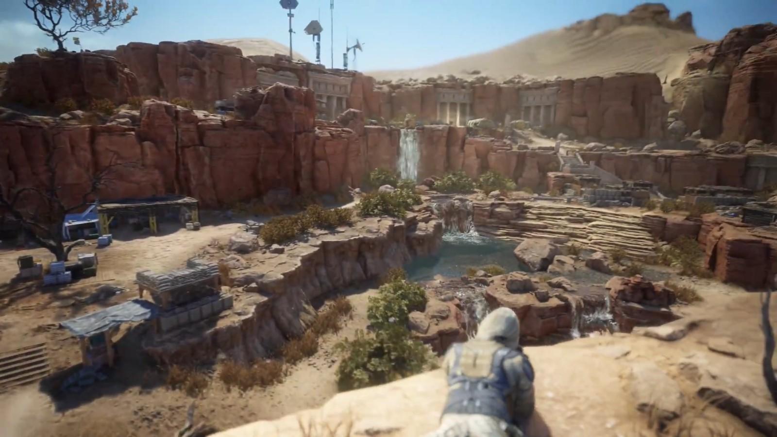 """《狙击手:幽灵战士契约2》推出免费DLC""""屠夫的盛宴"""""""