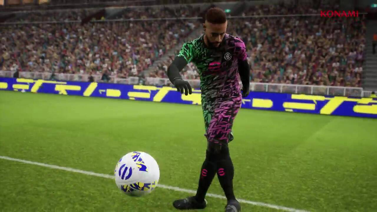 科乐美免费足球新作《eFootball》今秋登陆全平台 支持跨平台