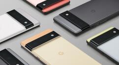 谷歌 Pixel 6/Pro 手机正式公布 今秋发布 搭载 Google Tensor