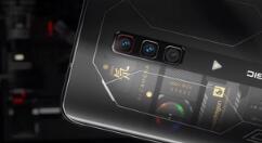 腾讯红魔6S Pro氘锋透明版国庆上市 售价6399元